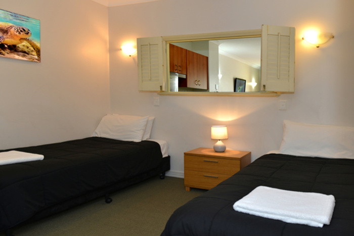 Cairns Oceanview Accommodation